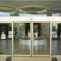 海淀區維修玻璃門 維修玻璃門門禁地彈簧