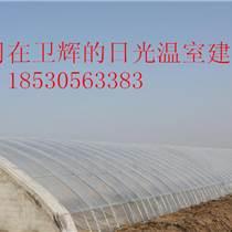 范縣草莓溫室規模化設計建造