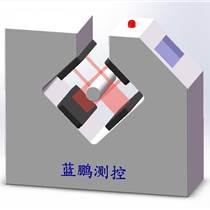 LPXJ90.2雙路測徑儀安裝于乳膠管生產線上