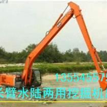 设备租赁 水陆挖掘机租赁