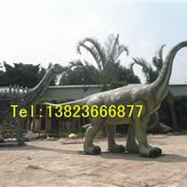 恐龙雕塑 玻璃钢生态园恐龙雕塑