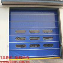 天津自動堆積門,背帶門