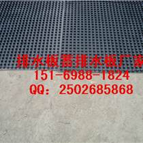 襄陽小區綠化車庫排水板&(屋頂種植蓄水板)