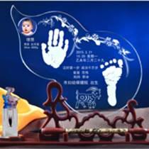 越秀区省中医院婴儿手脚印制作