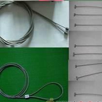 316光面饰品用不锈钢丝绳 彩色包塑钢丝绳 湖北生产