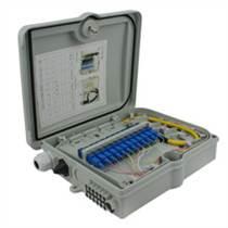 24芯抱桿式ABS分光光分路器箱