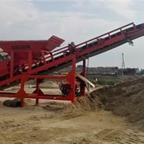供應滾筒篩沙機柴油型篩沙機質量上乘