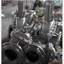不锈钢阀门气动调节阀的作用方式