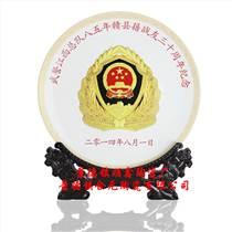 景德镇陶瓷纪念盘价格