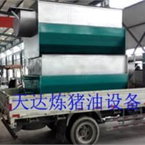 高效動物油煉油鍋