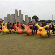 上海趣味運動會道具毛毛蟲出租