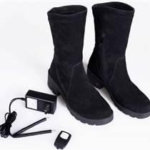 充電發熱女鞋自發熱保暖鞋電熱鞋