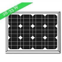 28W-33W 單晶太陽能電池