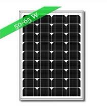 55W-65W單晶太陽能電池板