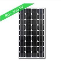 90W單晶硅太陽能電池板
