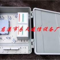 1分32掛壁式SMC光分路器箱