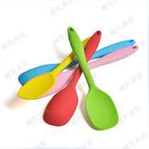厨房用品 硅胶勺子 硅胶汤勺