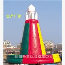 郑州充气攀岩厂家 圣童玩具厂