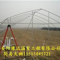 鋼架拱棚溫室的開發利用及效益評價