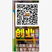 忻州光腚猴室內兒童樂園  讓您步步為盈