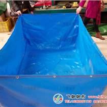 蓄水帆布袋廠家 防塵蓄水帆布袋 防腐蝕蓄水帆布袋