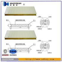 供應廠家直銷60厚四波瓦楞聚氨酯屋面板
