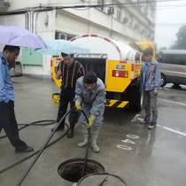 洪山珞狮南路商场、酒店污油池沉淀污水池清淤