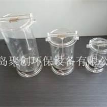 厂家现货 卡盖式采水器 水瓶式采水器