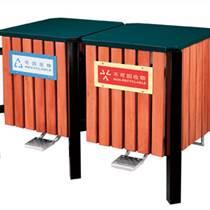 鋼木垃圾桶鋼木分類垃圾桶哪家比較好