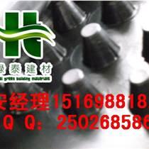 芜湖地下室排水板铜陵防渗水车库滤水板
