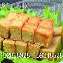 鱼豆腐新原料 鱼豆腐最新生产方法