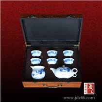 陶瓷青花茶具