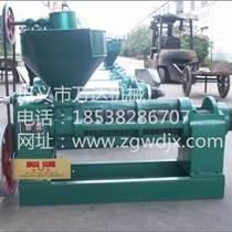 巩义市万达机械厂直销120型螺旋榨油机全自动商用榨油机菜籽花生榨油机设备