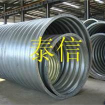 對于鋼金屬波紋涵管腐蝕的控制