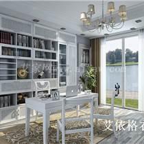 書房裝修成這樣,做夢笑醒-艾家網