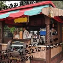 廣東旅游公園售貨車深圳實木花車
