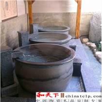 陶瓷溫泉缸 洗浴中心泡澡缸 陶瓷溫泉缸水上樂園陶瓷大缸大缸廠