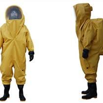 濃鹽酸輕型防化服,耐高溫勞保鞋