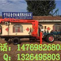 河北载货吊车的生产厂家六轮车