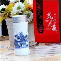 陶瓷奶茶杯 高白瓷茶杯 陶瓷保温杯