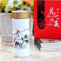 高檔骨瓷茶杯 公司形象陶瓷杯 骨質瓷水杯