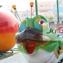 青蟲滑車熱門兒童軌道類游藝設施