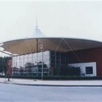 展廳頂棚,商展中心膜結構,會展所