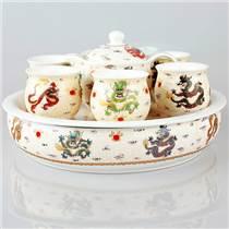 春節禮品陶瓷茶具 茶具錦盒套裝