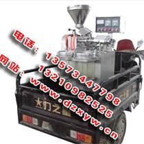 車載型螺旋榨油機芝麻香油機