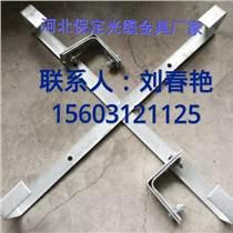 OPGW引下線夾含不銹鋼帶或夾塊