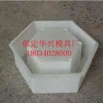 六棱預制塊塑料模具