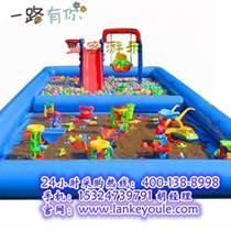 室內兒童充氣海洋球池游樂設施
