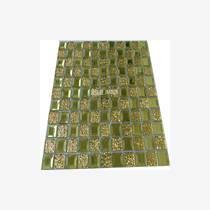 玻璃夾膠馬賽克 樹脂混合玻璃