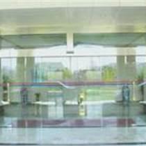 東莞松下茶山自動感應門供應價格實惠,橫瀝電動玻璃門安裝維修